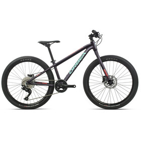 "ORBEA MX Team Disc 24"" Kinder purple/pink"